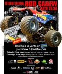 Monster Jam en Panamá 2010
