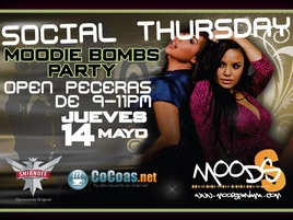 Moodie Bombs Party